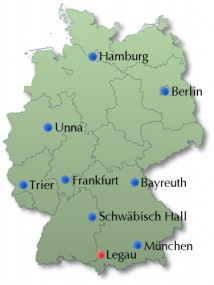 Representations in Germany