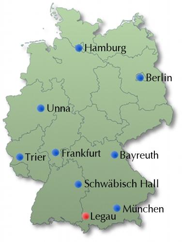 Representations in Germany